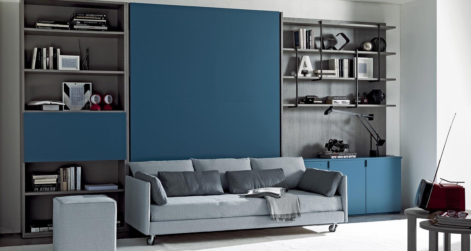 Letti di design lo stile del dolce dormire idea creativa for Design del layout di casa